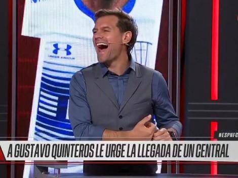 Villanueva le pega con todo a Colo Colo por el juvenil