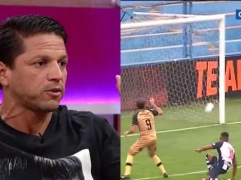 Para Pedro García lo más polémico fue el gol validado a Cusco FC