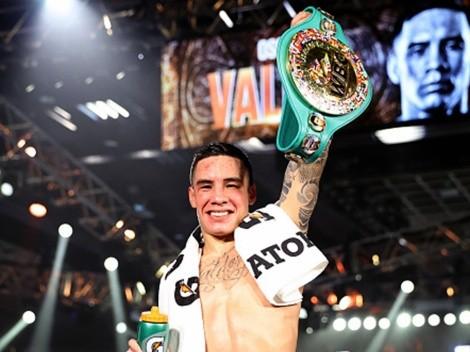 Oscar Valdez se le anima a dos estrellas del peso ligero