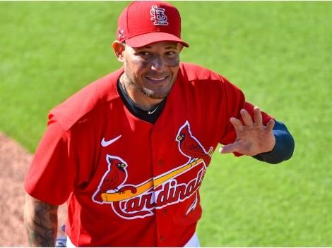 Yadier Molina alcanzará récord histórico con St. Louis Cardinals en el Opening Day