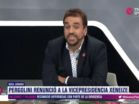 """Distasio aseguró que Riquelme es el """"gran problema"""" de Boca: """"Cada día lo veo más Passarella"""""""