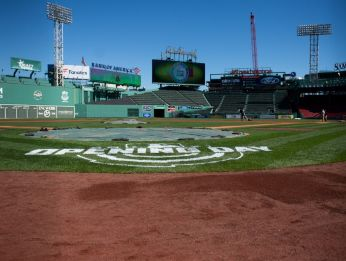 Fenway Park, casa de Boston Red Sox