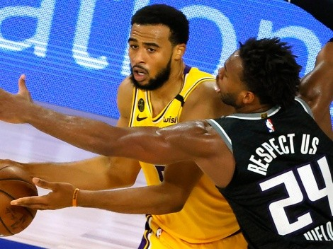 Sacramento Kings and Los Angeles Lakers clash on Friday night