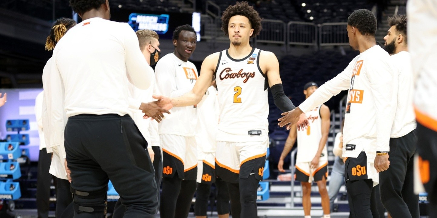 Cade Cunningham en March Madness 2021