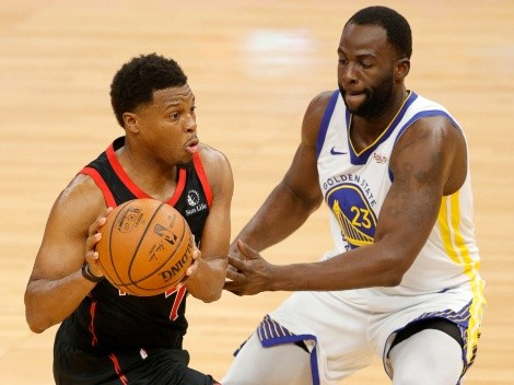 Toronto Raptors welcome Golden State Warriors at the Amalie Arena