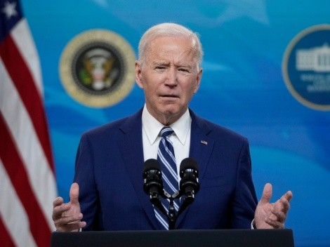 Joe Biden disagreed with Texas Rangers's decision of allowing full capacity at MLB 2021 home opener