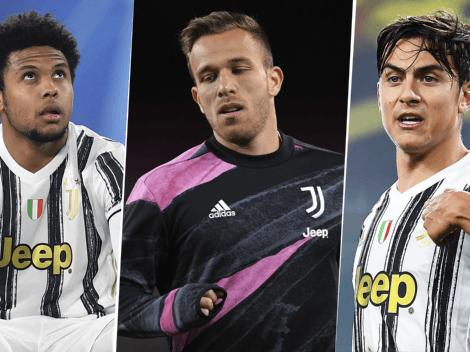 Duras sanciones para Dybala y otros dos jugadores de la Juve: multados, excluídos y suspendidos