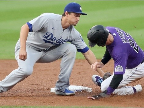 Rockies and Dodgers meet again at Coors Field