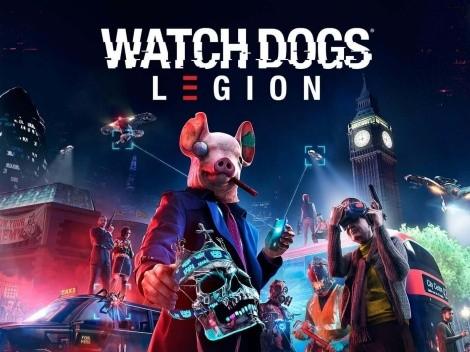 Ubisoft lanzará una versión optimizada de Watch Dogs: Legion para PS5 y Xbox Series X