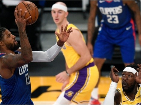 The Clippers host the injury-riddled Lakers at the STAPLES Center