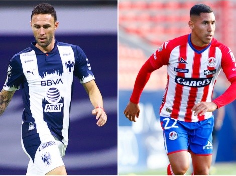 Monterrey host Atlético San Luis in Round 13 of Liga MX 2021