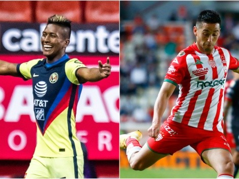 América host Necaxa seeking sixth straight win in Liga MX 2021