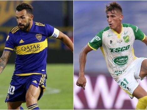 Boca host Defensa y Justicia aiming first win at La Bombonera in Copa de la Liga 2021