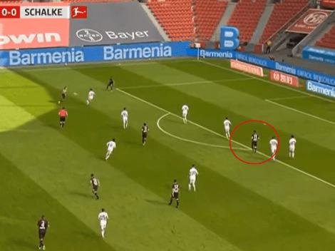 Video: Alario está intratable y puso en ventaja al Bayer Leverkusen