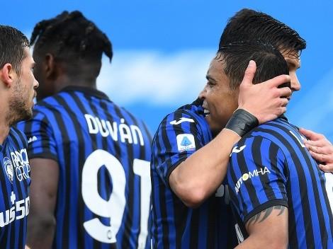 Muriel y Zapata la rompieron para la victoria de Atalanta 3-2 al Udinese