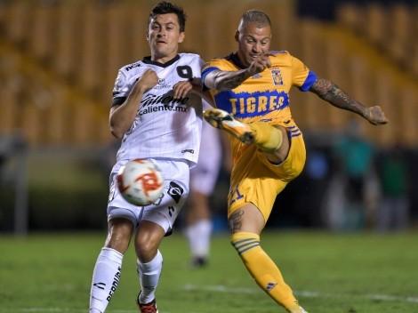 Queretaro and Tigres clash off in Liga MX this evening