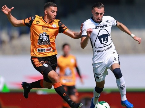 Pumas UNAM face Pachuca this afternoon