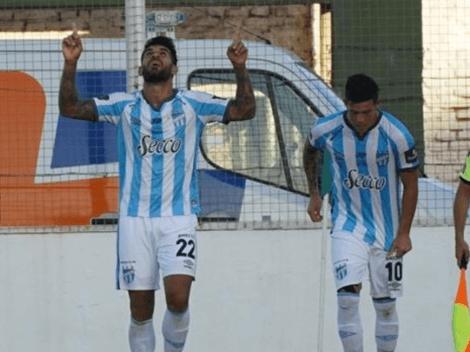 Atlético Tucumán se lo dio vuelta a Sarmiento con un doblete de Toledo