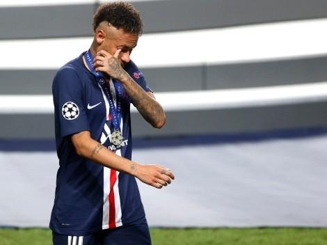 Expulso contra o Lille, Neymar pode ser suspenso por três partidas após confusão pelo Campeonato Francês