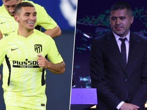 Torreira confirmó que volvió a hablar con Riquelme