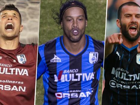 25 figuras que han jugado en el Querétaro