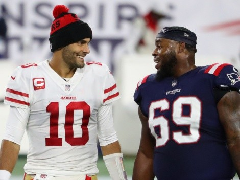 ¿Para olvidar a Brady?: lo que tendrían que dar los Patriots por Garoppolo
