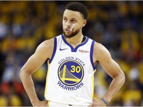 Stephen Curry has a strong message for his teammates as the Warriors lose 3 straight