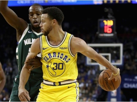 Warriors look to avoid a 4th straight loss as they hope the Bucks