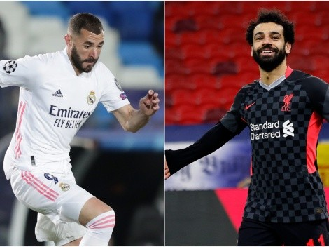 Real Madrid and Liverpool clash in thrilling first leg of Champions League quarterfinals