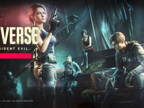 Ya está disponible la beta gratuita del nuevo Resident Evil RE:Verse