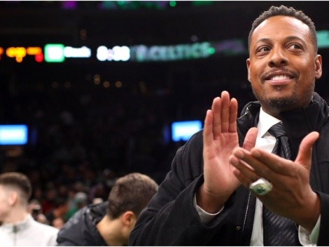 Adult site is offering Paul Pierce a bunch of money to host an NBA show with strippers