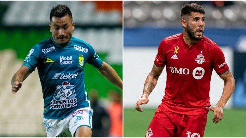 León and Toronto FC clash in an exciting CONCACAF Champions League tie (Getty).