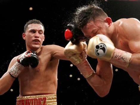 Benavídez dice estar listo para enfrentar a Canelo Álvarez si es que Saunders se cae