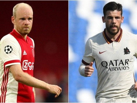 Ajax and Romameet in one of theEuropa LeagueQuarter-Finalsgames