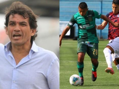 Franco Navarro acusó al árbitro de ser hincha de Alianza Lima