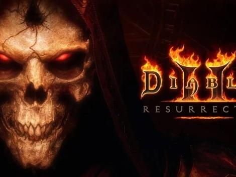 Blizzard asegura que habrá Alphas de Diablo 2 Resurrected en consolas