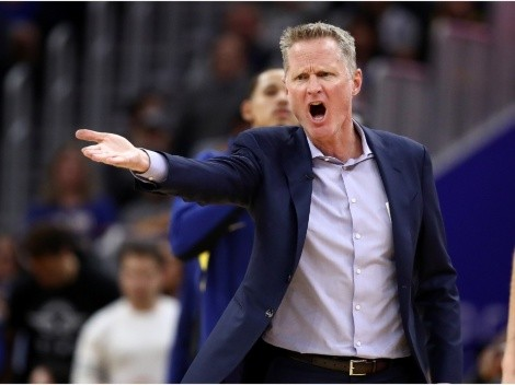 Steve Kerr explains why this season has been so frustrating for the Warriors
