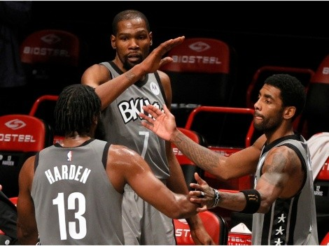Kendrick Perkins explains why the Brooklyn Nets won't win the ring this season