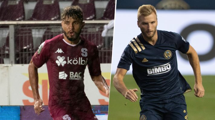 Saprissa vs. Philadelphia Union, Concachampions 2021.