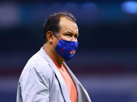 La sorprendente declaración de Juan Reynoso luego del empate de Cruz Azul