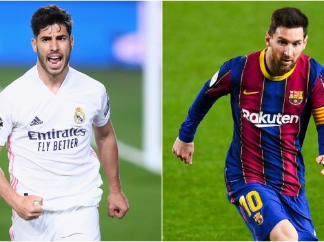 Real Madrid and Barcelona's probable line-ups for El Clasico