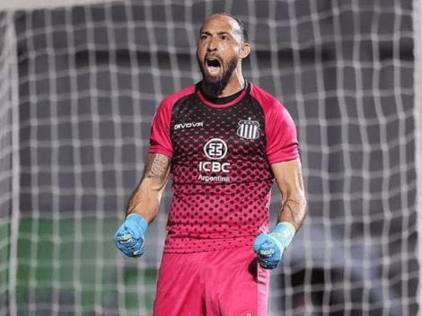 Marcos Díaz atajó 2 penales y Talleres dejó afuera a Vélez de la Copa Argentina
