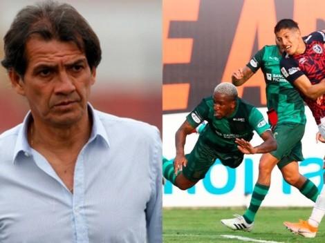 Franco Navarro seguro que el árbitro influyó en el triunfo de Alianza Lima
