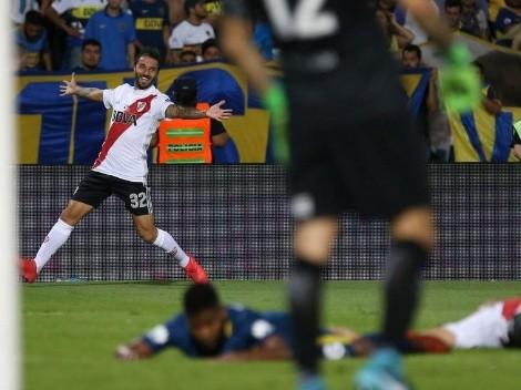 Más que nieto: por copas nacionales, Boca sólo le ganó una vez a River