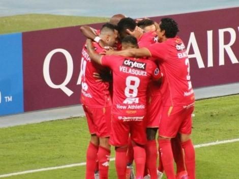 Vamos, Perú: Sport Huancayo clasificó a la siguiente fase de la Copa Sudamericana