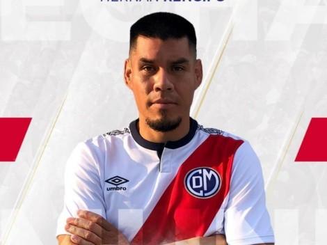 Llega el 'Charapa': Hernán Rengifo es nuevo refuerzo de Deportivo Municipal
