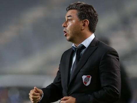"""Gallardo, sobre el próximo Superclásico: """"Siempre es lindo jugarlo, pero..."""""""