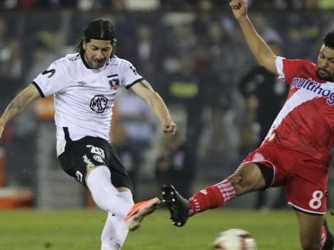 """Jaime Valdés """"ve bien"""" a Colo Colo en esta temporada"""