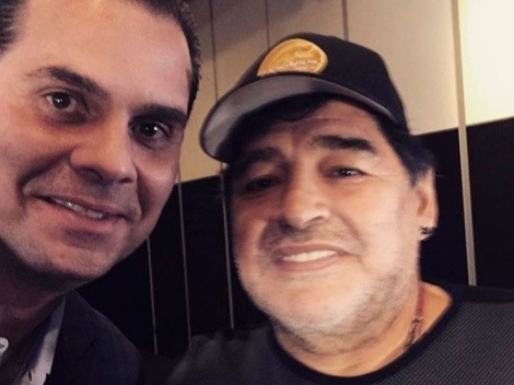 Christian Martinoli confesó que viajó en el avión con Diego Maradona tras ser Campeón en México en el 86