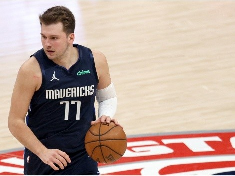 Rockets coach explains why Luka Doncic is like Stephen Curry and LeBron James